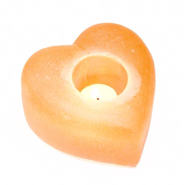 сърце-свещник