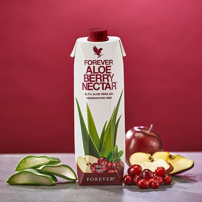 напитка-алое-боровинки-и-ябълка