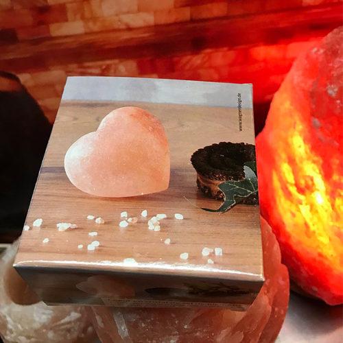 солен-кристал-сърце