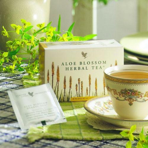 натурален-чай