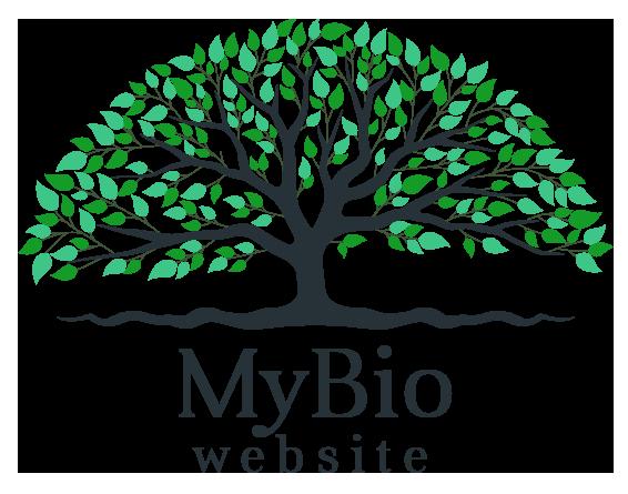 Mybio-онлайн магазин за натурални продукти Лого