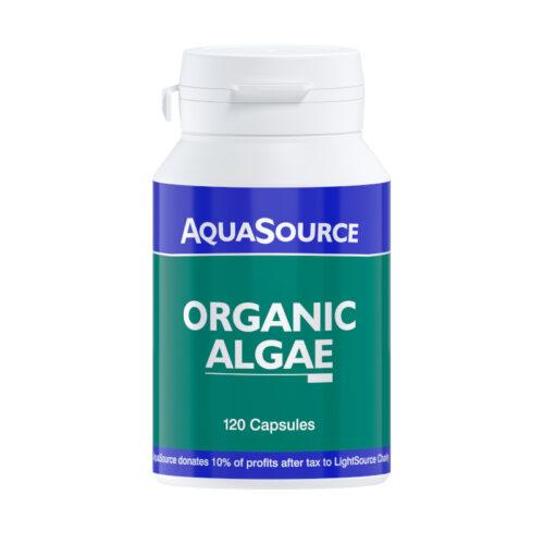 ORGANIC ALGAE - AquaSource водорасли 120